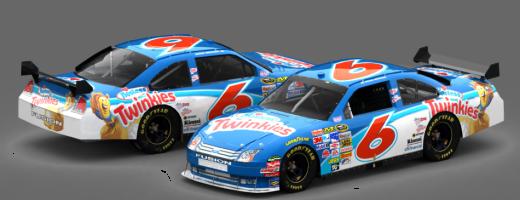 "Fantasy ""Twinkies"" NASCAR"