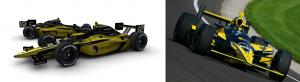Symantec IndyCar