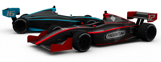 New Indy Lights Designs!