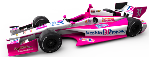 Dallara DW12 Renderings Now Available!