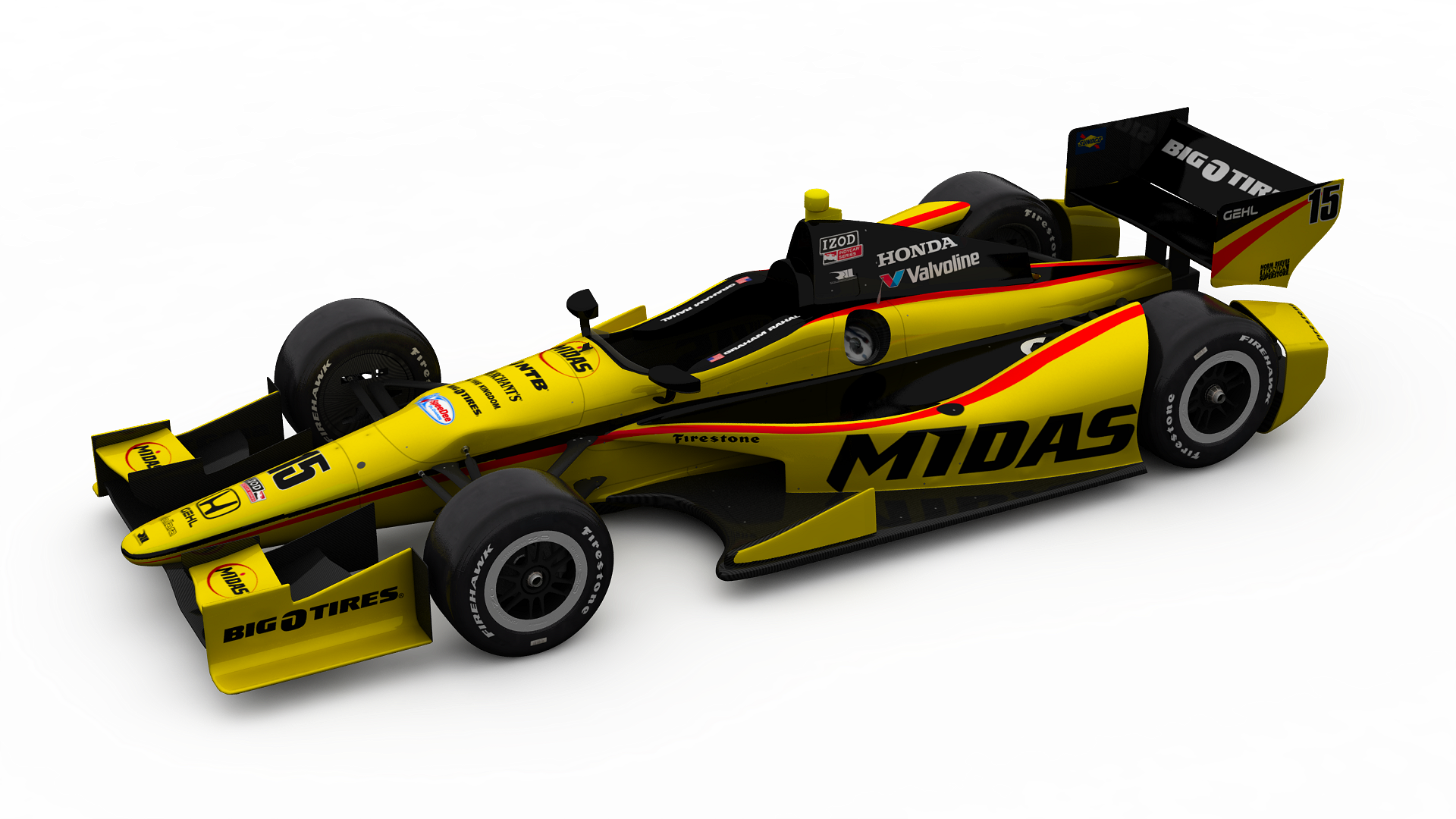 Image Gallery 2013 Indycar Liveries